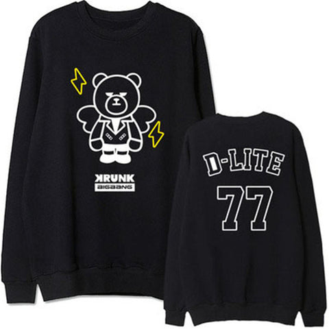 Bigbang Sweatershirt Made G-Dragon