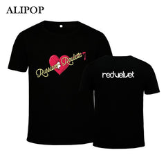 KPOP RED VELVET Cotton T-shirt