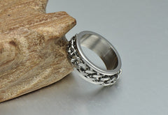 BTS Ring Silver  Jewelry