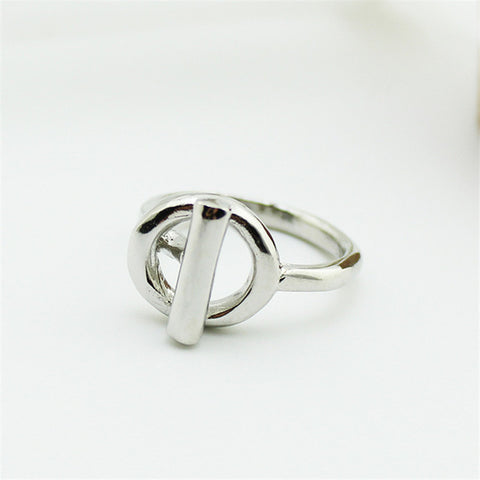 BTS Silver Rings Jewelry Accessories Women