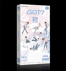 GOT7  Postcard  121 Pieces