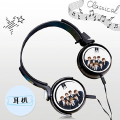 BTS  cutting Headphone Two color