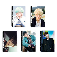 BTS  New Fashion Self Made Paper Photo Card HD Photocard