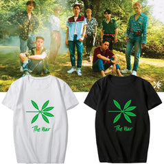 EXO Regular  Short Sleeve Tshirt five