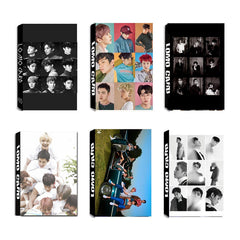 EXO LOMO e Paper Photo Card HD Photocard