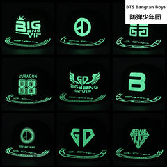 BIGBANG Luminous Cap Baseball
