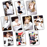 GOT7  Album Let's Dance 2 Stickers Crystal  7 Photos poster birthday holiday gift