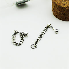 Bigbang GD G-Dragon Earrings Korean Fashion Jewelry