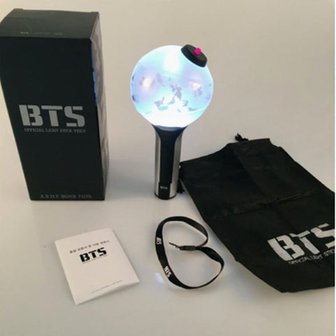 BTS Bangtan Boys ARMY Bomb Light Stick