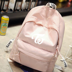 TWICE Nylon Backpack