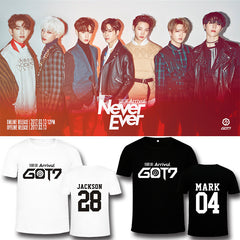 GOT7 FLIGHT Short Sleeve T-shirt