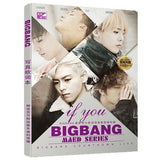 BIGBANG  New Album Poster Bookmarks Book