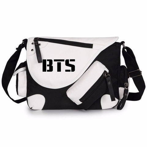 BTS  Single Shoulder Crossbody Bag