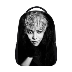 Bigbang GD School Bags Teenagers Girls Women Laptop Backpacks Travel Rucksack Fashion