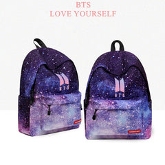 BTS  schoolbag gift for you 2018