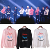 EXO Products Suit Long Sleeve Hoody Outerwears Sweatershirt