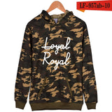 BTS Long Sleeve  Hoodies Sweatshirts Set Black Fashion