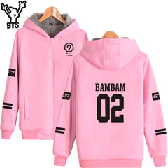 GOT7 Hoodies Women Thicker