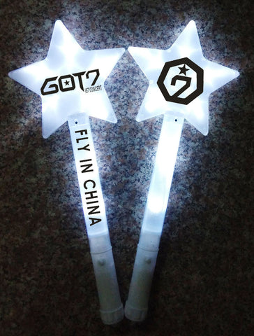 GOT7 official made in Korea Light stick for Concert glow stick