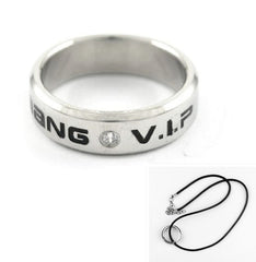Bigbang Titanium Steel Ring
