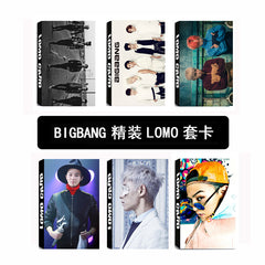 BIGBANG  Self-made album's Pictures cards Photo Card
