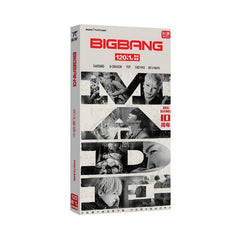 Bigbang Made the Tenth Anniversary Style Collective