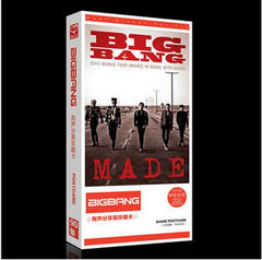 BIGBANG Photo Album collection  Sticker  MADE   90 pcs