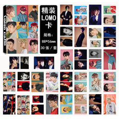 EXO Album Small Card Photos Photocard