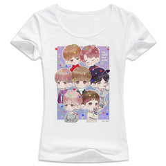 BTS ART T-shirt
