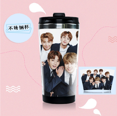 BTS Drinkware Stainless Steel