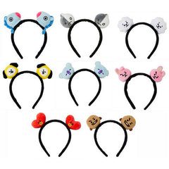 BTS Cadet Headband  Accessories