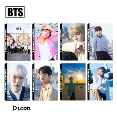 BTS  Album Lomo Cards BOX Group 30pcs