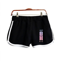 2018 Summer BTS ARMY Fitness Fashion Shorts