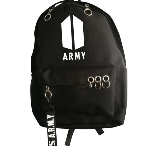 BT21  Teenage Backpack Travel
