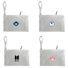BTS  Zipper Storage Bag Phone