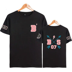 BTS Short Sleeve T Shirt