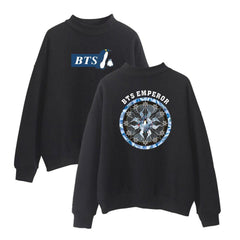 BTS Funny Animal Turtlenecks Sweatshirts