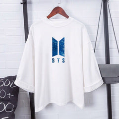 BTS Tshirt  Elegant Korean Style Ladies