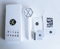 EXO  White Concert Light stick glow stick