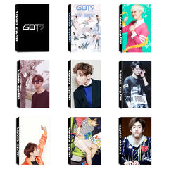 30piece  GOT7  Lomo  Cards Photocard