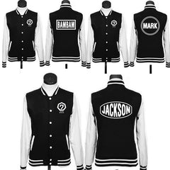 Got7 Clothes Hoodies Jacket Coats