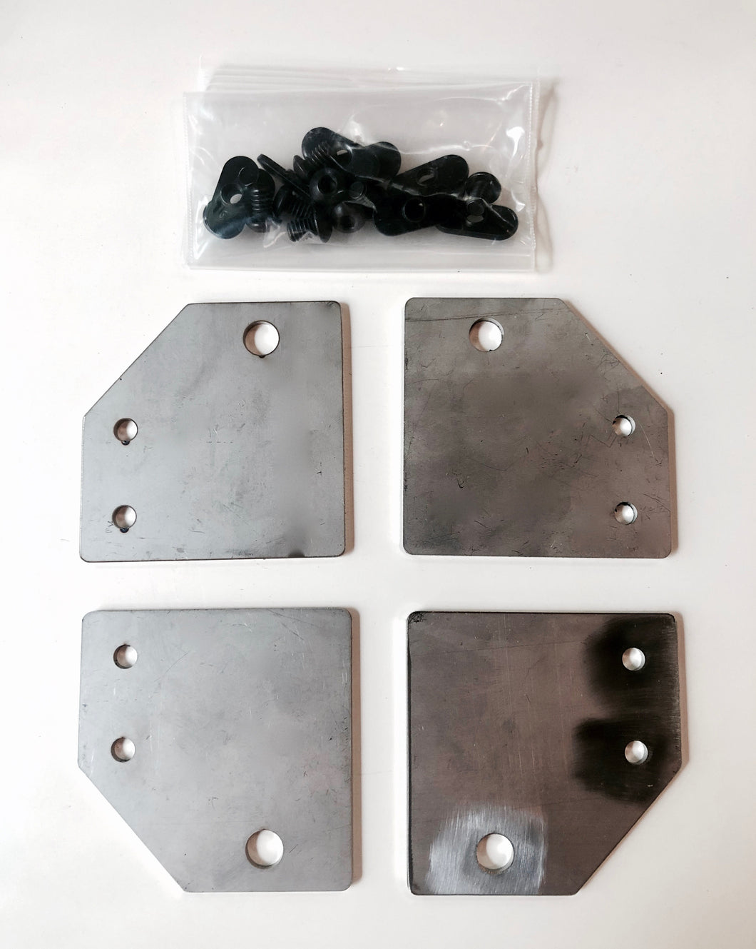 Roof Top Tent Mounting Brackets