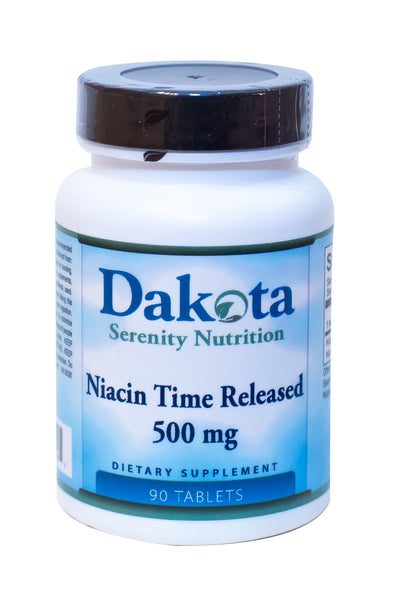 Niacin Time Released