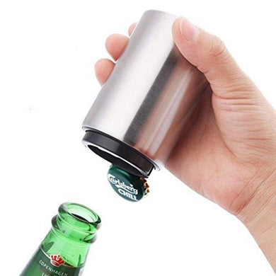 Automatic Beer Cap Popping Opener