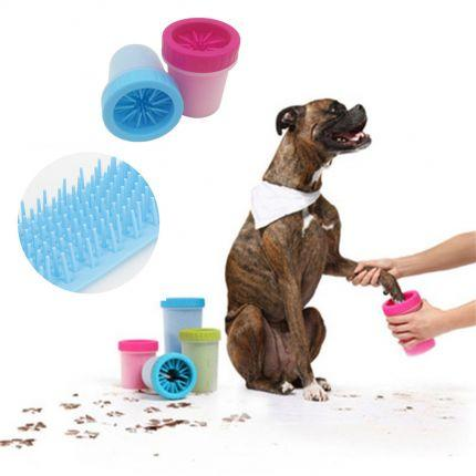 Soft Dog Paw Cleaner