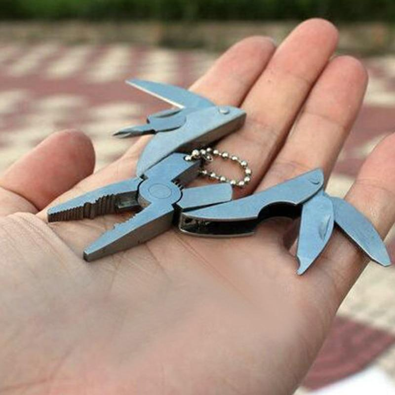 Small Portable Multifunction Folding Plier