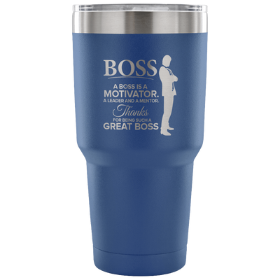Boss 30oz Tumbler - Express Your Love Gifts