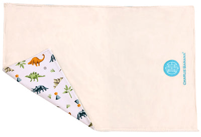 Change Pad Organic Cotton Dinosaurs