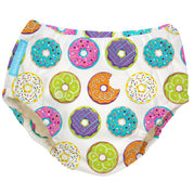 2-in-1 Swim Diaper & Training Pants Delicious Donuts Medium
