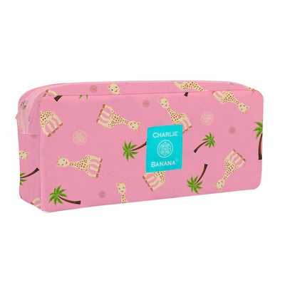 Multi Purpose Wet Pouch Sophie Coco Pink